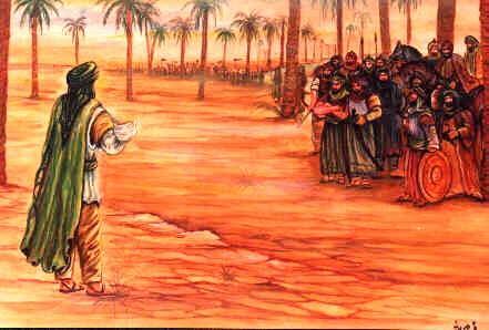 Mengapa Umat Tidak Membela Imam Husein as Tapi Justru  Melawan Beliau?