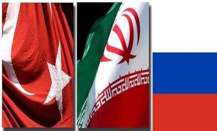 Perundingan Segi Tiga Rusia, Iran dan Turki Hasilkan 8 Pasal Kesepakatan Tentang Suriah