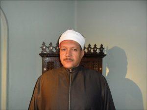 Sheikh Yasser, putra sulung
