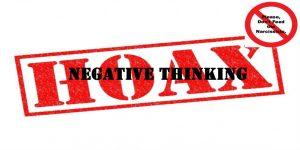 Hoax and Negative Thinking