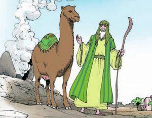 Kisah Dakwah Nabi Saleh as