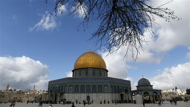 Al-Quds Rumah-Suci Tahanan Zionis