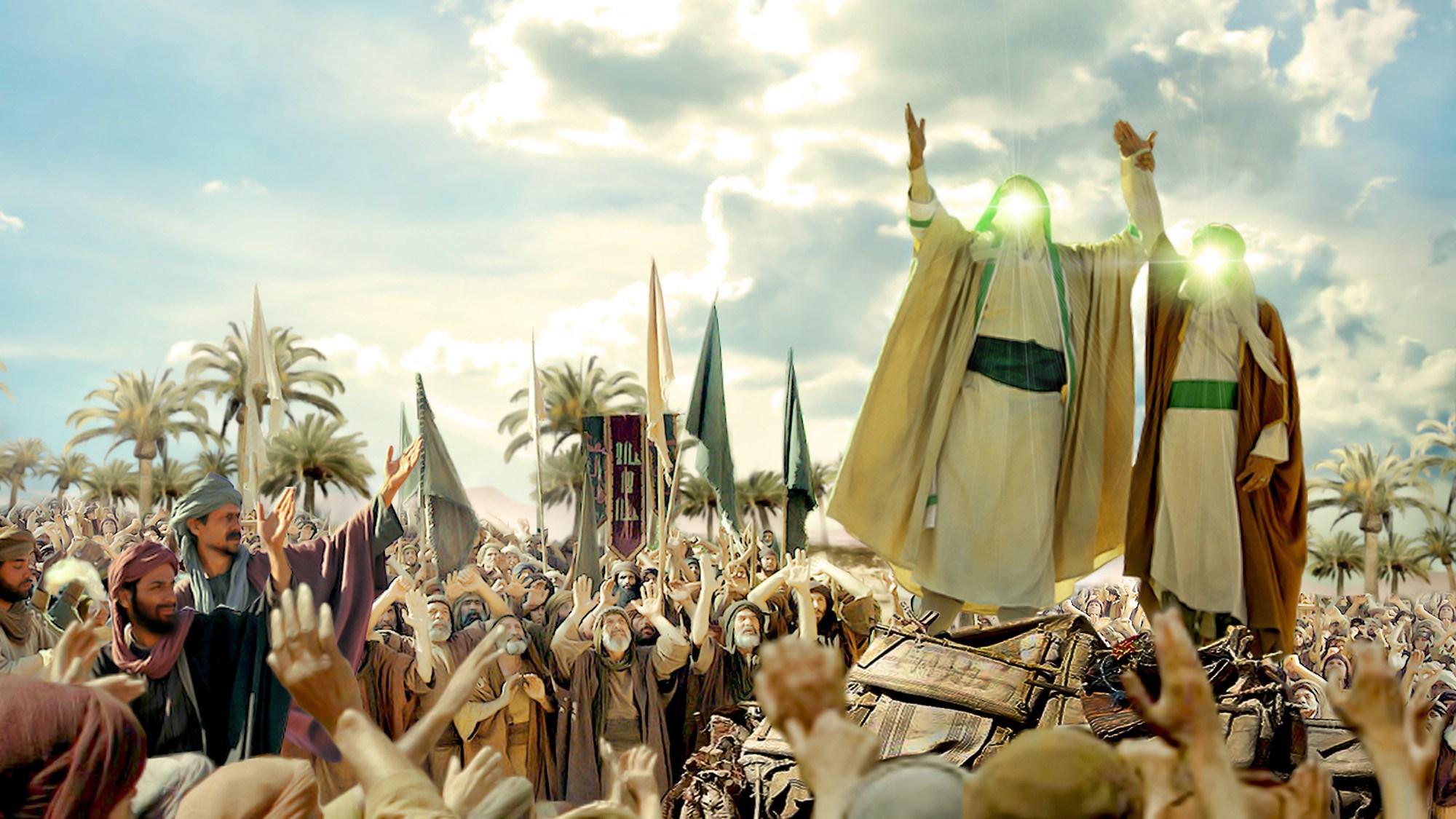Khutbah Rasulallah SAW Dalam Peristiwa Ghadir Khum