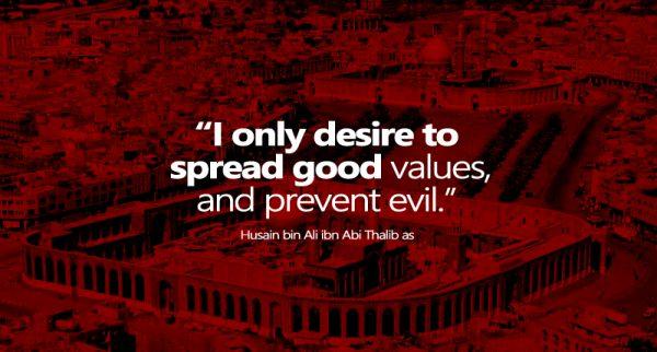 Memahami Keimanan Al-Husein ibn Ali as