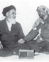 Imam Khomeini dan Palestina