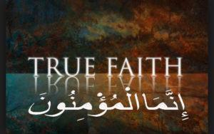 iman sejati