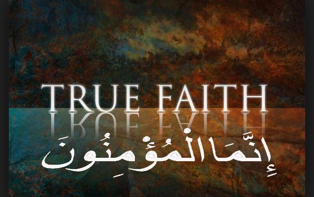 Menurut Al-Quran, Kita Memang Belum Beriman