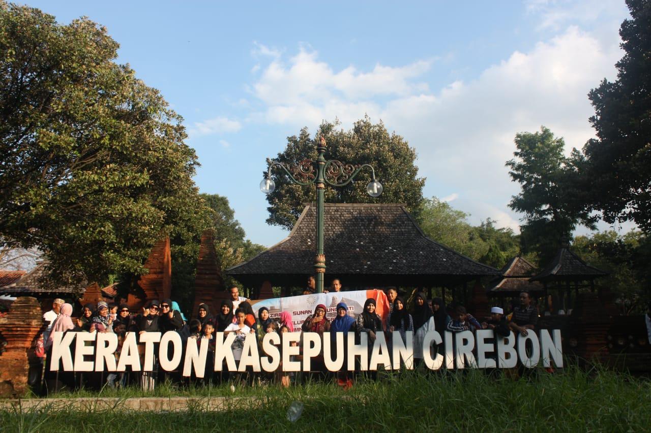 Ziarah Anggota Ikmal ke Cirebon
