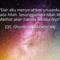 Quran Sebagai Menu dan Syarat Penguat Hati