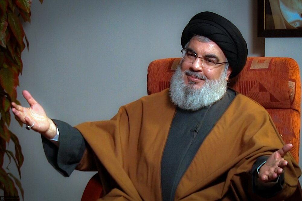 """Sayed Hasan Nasrullah: """"Allah Mahabesar"""""""