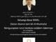 Berita Duka Keluarga Besar Ikmal Atas Meninggalnya Ustaz Hasan Al Musawa