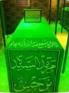 Makam Sayyidah Nargis