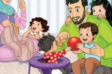 Pengasuhan Anak di Era New Normal; Menciptakan Rumah Ramah Anak Bag 2