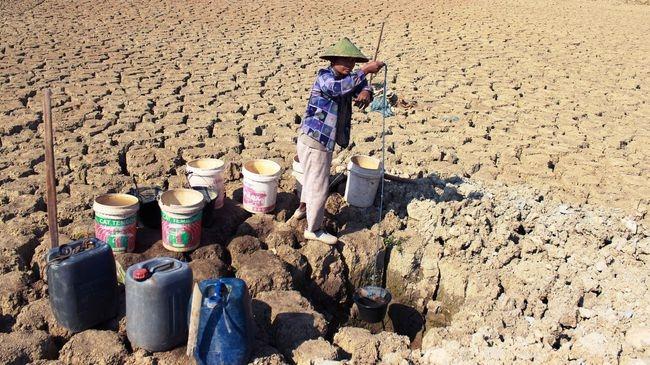Air Virtual dan Air Tersembunyi sebagai Media Tafakur, Menyambut Musim Kemarau