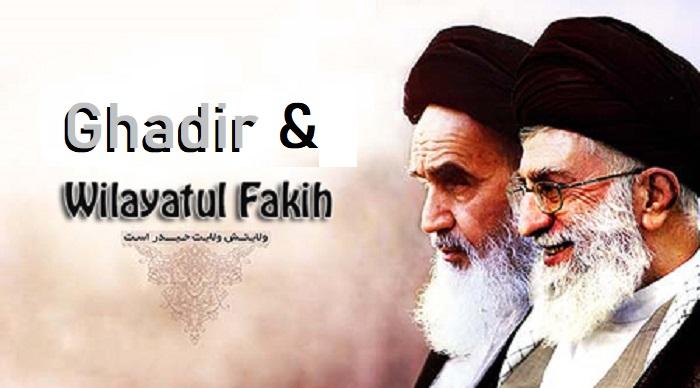 Ghadir dan Wilayatul Fakih