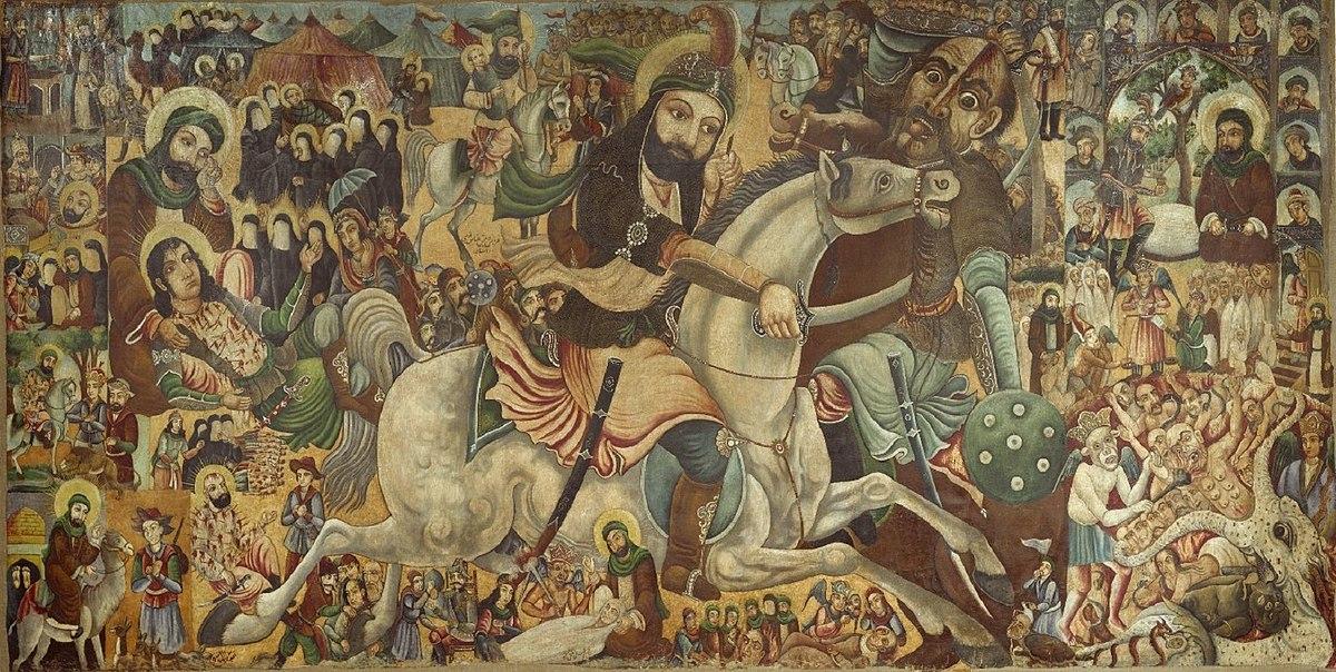 Imam Husain as dan Kaum Mustadh'afin