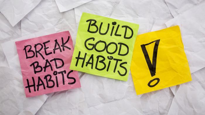 Kebiasaan Buruk Dan Upaya Merubahnya Menjadi Lebih Baik