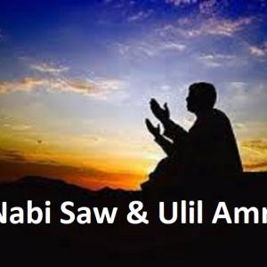 Nabi Muhammad juga Seorang Ulil Amri