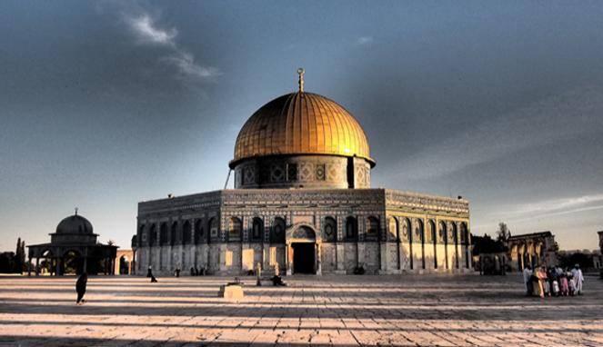 Relasi Iman Kepada Juru Selamat dan Kemenangan Al-Quds