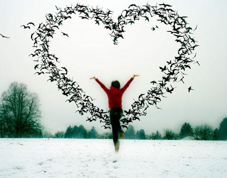 Karena Cinta, Kita Saling Mengasihi